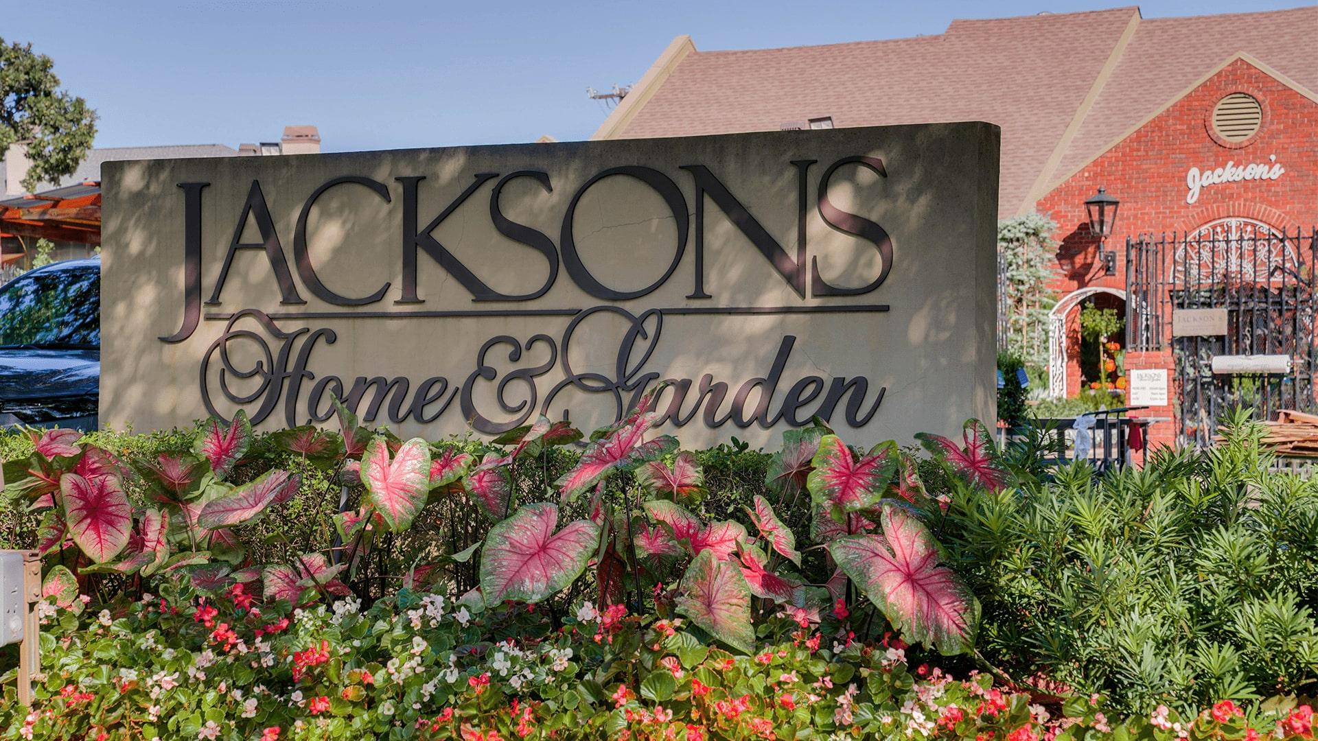 Jacksons Home Garden Dallas Texas